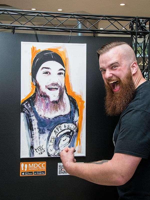 Faces of Magdeburg - Gewinner der DATEs-Selfie-Aktion