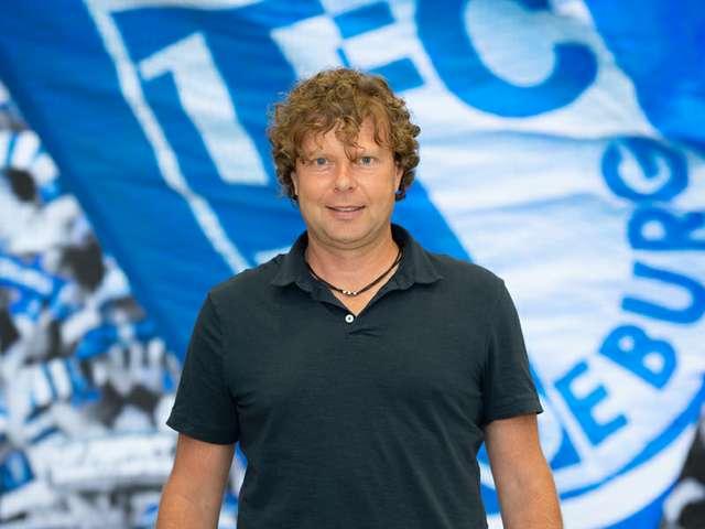 Stefan Krämer, Cheftrainer beim 1.FC Magdeburg