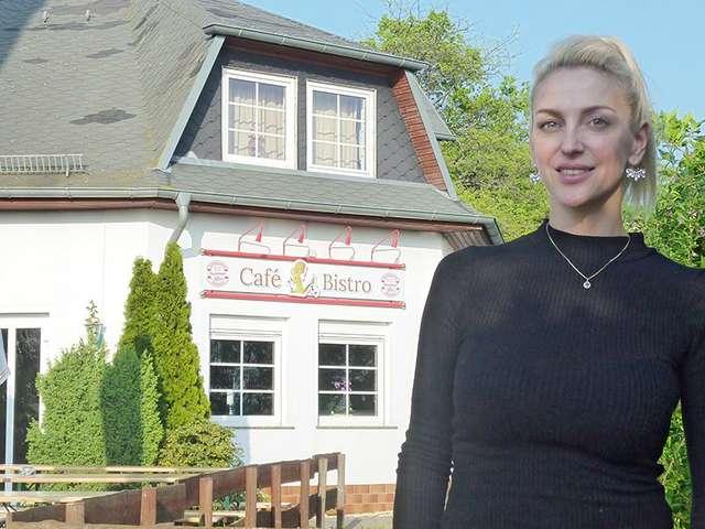 Café & Bistro am Bierer Berg-Chefin Jenny Ostoike