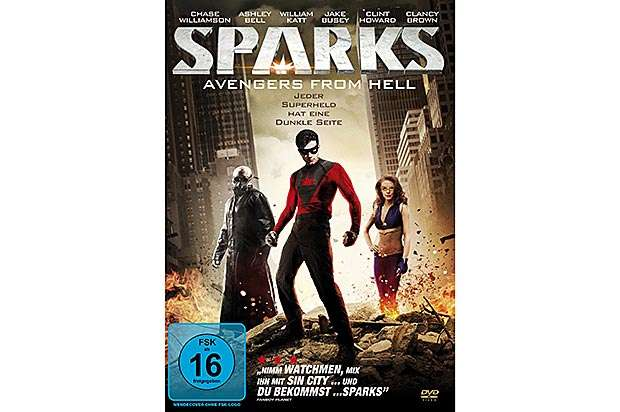 Sparks - Avengers from Hell