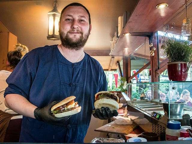 Fleischknüppel-Chef Tino Sommermeyer
