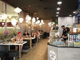 CamOn - Restaurant