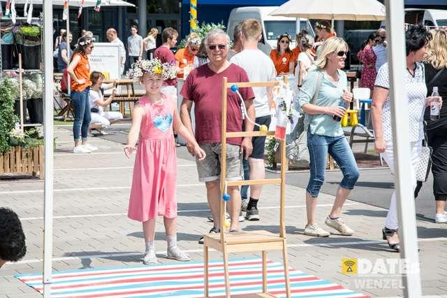 Midsommarfest bei IKEA