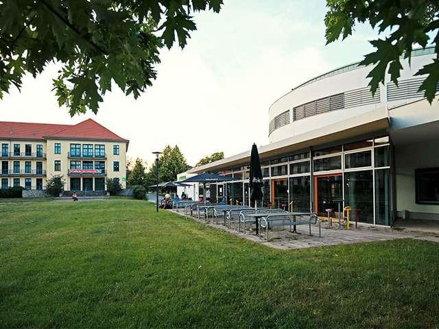 Campus der Hochschule Magdeburg-Stendal