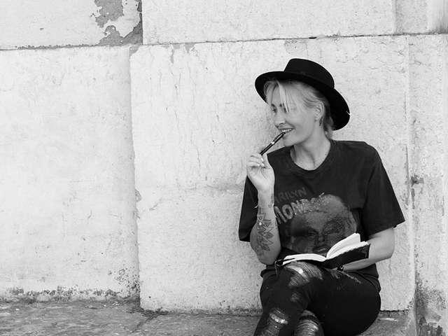 Sarah Connor - die Popsängerin singt wieder auf deutsch