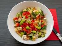Veggie Bowl der Sushifreunde