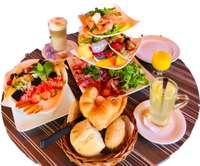Frühstück im Flair