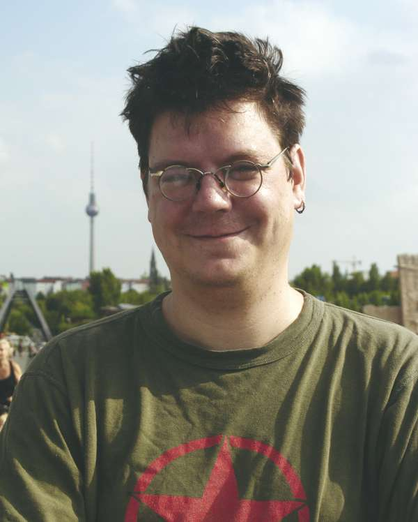 """Andreas """"Spider"""" Krenzke"""
