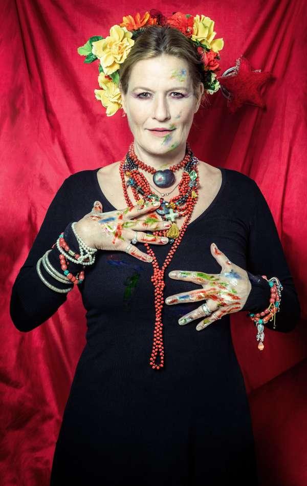Frida Suzanne von Borsody