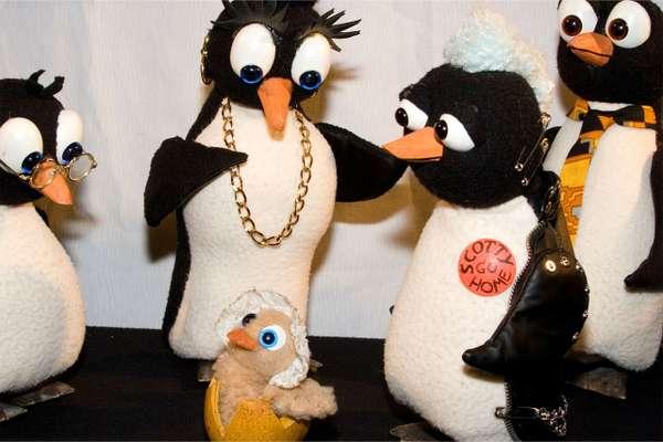 Die abenteuerliche Reise der kleinen Pinguine