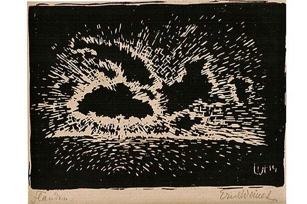 Der Krieg brach wirklich aus.  Der Erste Weltkrieg im Spiegel der regionalen Literatur.