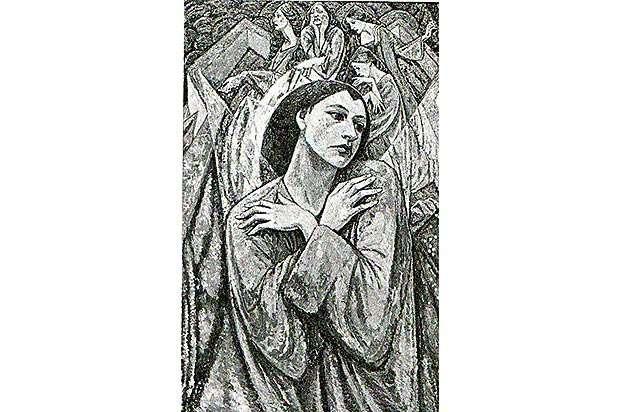 Vom Jugenstilmaler zum Chronisten des Ersten Weltkrieges