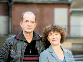 Erwin Berner und Angelika Neutschel