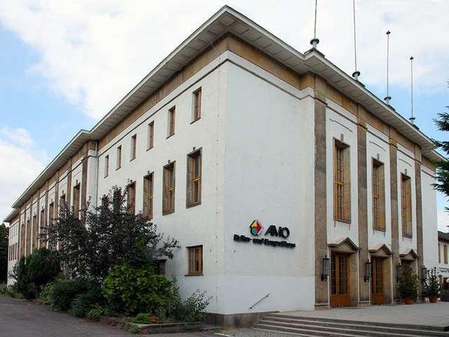 Das AMO-Kulturhaus