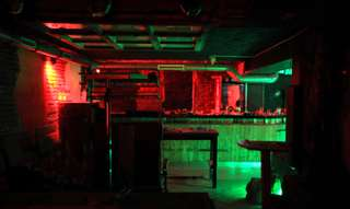 DownTown Club im Umbau