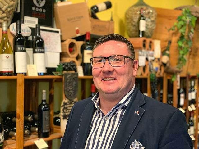 Weinhändler und Sommelier Lutz Dittmer