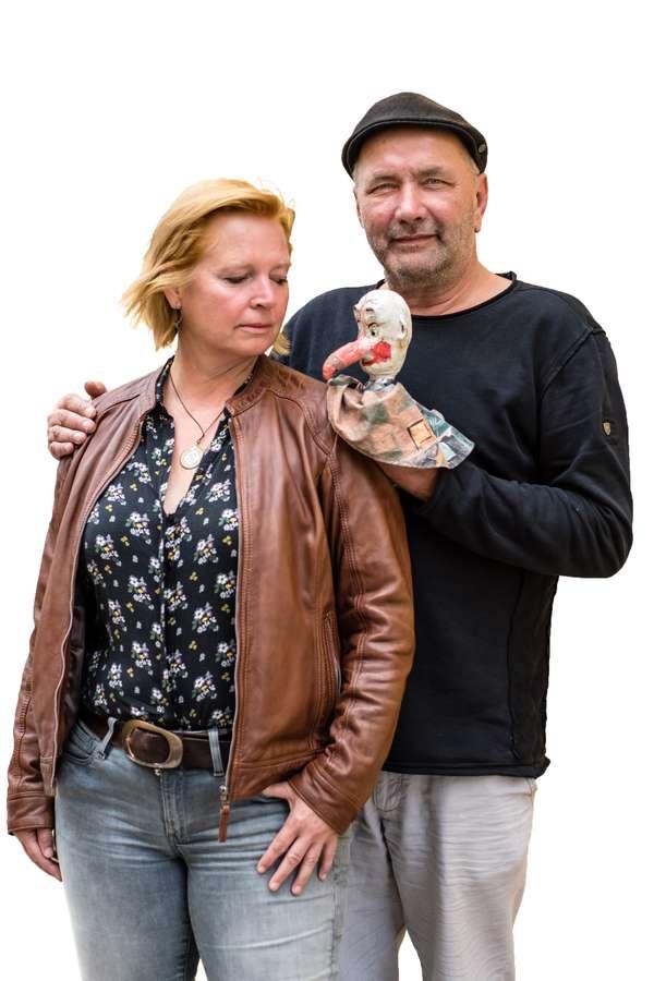 Martin Rühmann und Iris Albrecht