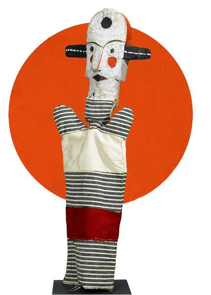 Sonderausstellung Puppen von Paul-Klee