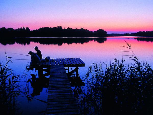 Ostpreussen - Masurischer See