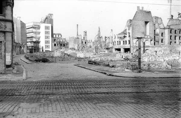 Alter Markt 1949