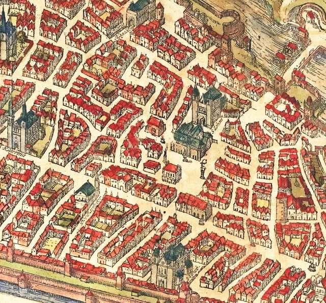 Magdeburg um 1574