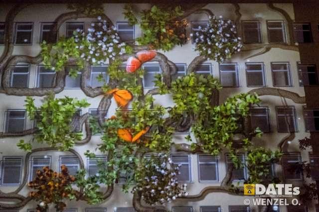 Alles nur Fassade - Videoinstallation Hotel Ratswaage