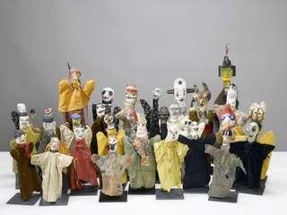 Puppen von Paul Klee