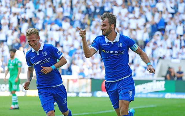 1. FC Magdeburg Christian Beck