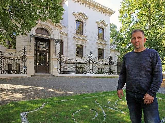 Villa Bennewitz-Besitzer Nehat Brahimi