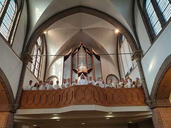 Bläsergruppe St.Marien/Original Rottersdorfer