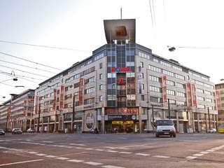 City Carré - Frontansicht