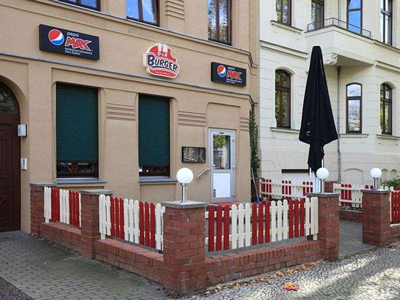 D & A Burger in Stadtfeld