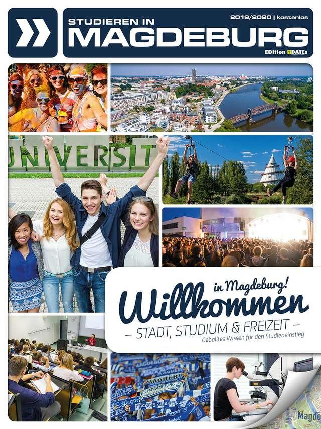 Studieren in Magdeburg 2019-20