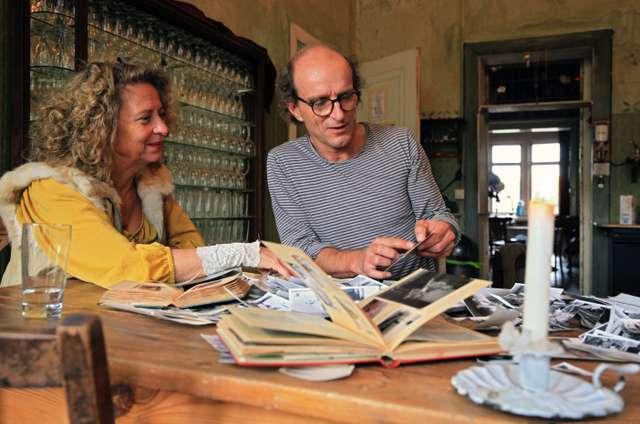Ines Lacroix und Matti Engel