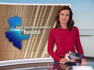 Moderatorin Janett Eger