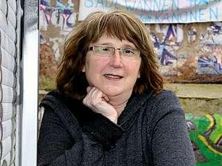 Autorin Kathrin Aehnlich