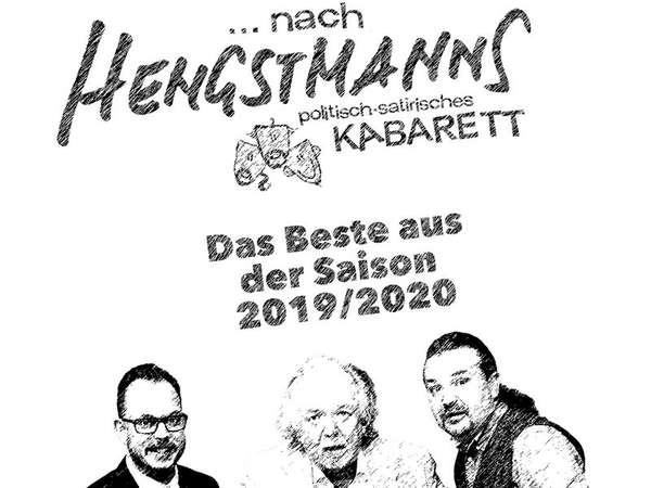 """Kabarett """"nach Hengstmanns""""-CD"""