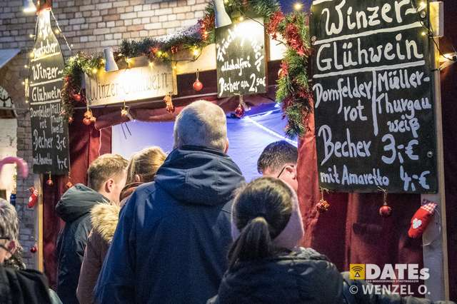 Advent im Ravelin