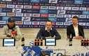Pressekonferenz: Trainervorstellung Claus-Dieter Wollitz