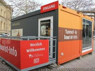 Tourist-Information am Hauptbahnhof