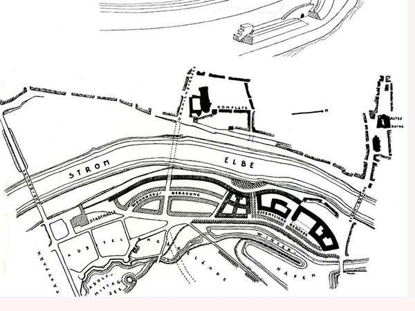 Bruno Tauts Pläne von 1922