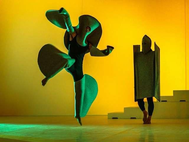 Geometrisches Ballett