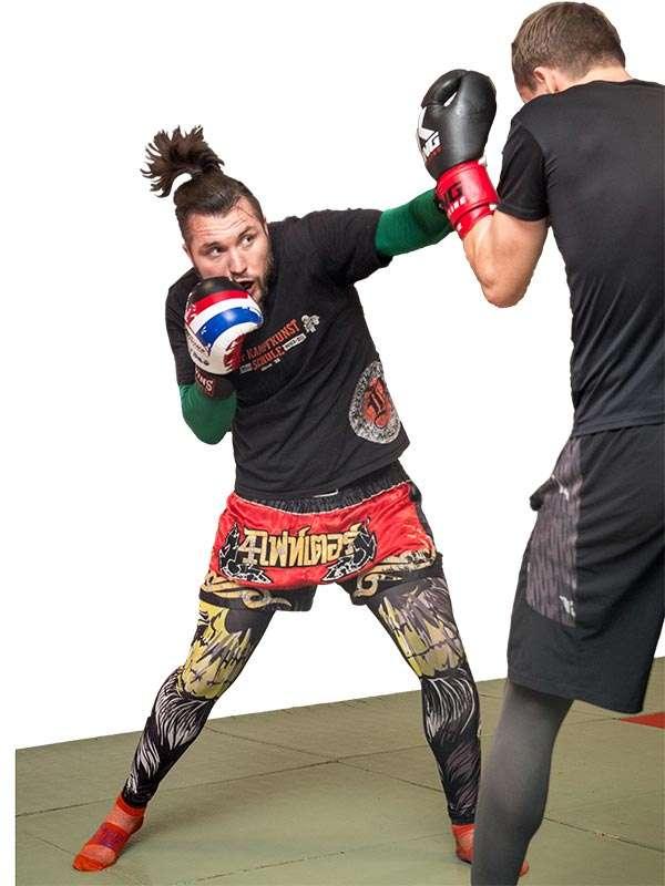 Muay Thai - Kampfkunst