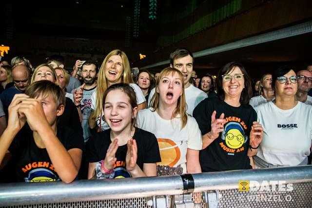 Bosse - Konzert Stadthalle Magdeburg