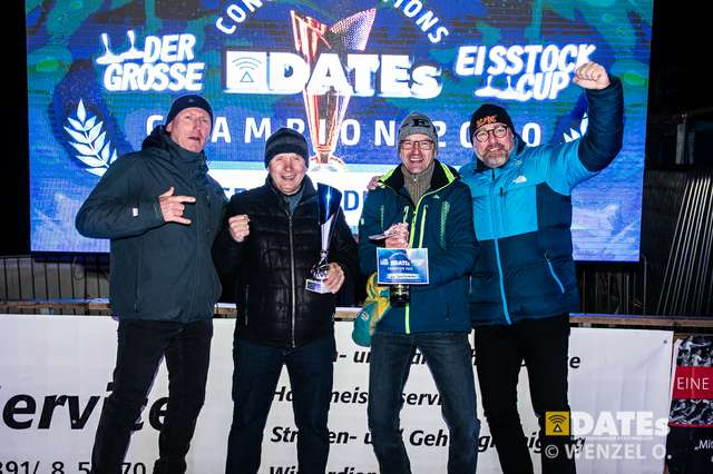 DATES Eisstock-Cup - Festung Mark