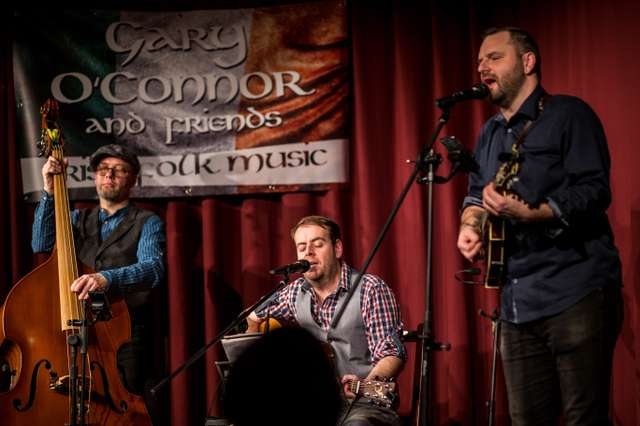 Gary O'Connor and Friends