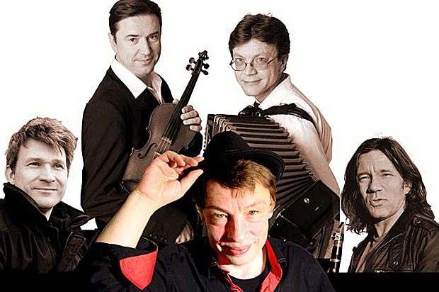 Karsten Troyke feat. Jan Hammerschmidt und Trio Scho