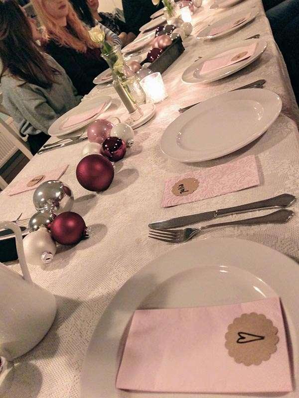 Herzstück-Dinner