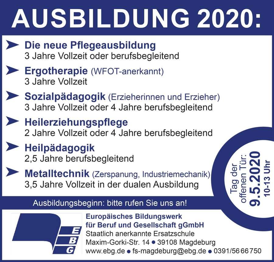 europäisches bildungswerk magdeburg
