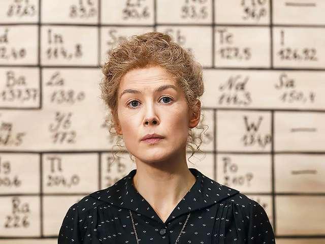 Marie Curie - Element des Lebens